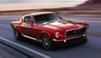 Elektro-Mustang aus Russland verspricht 500+ Kilometer Reichweite