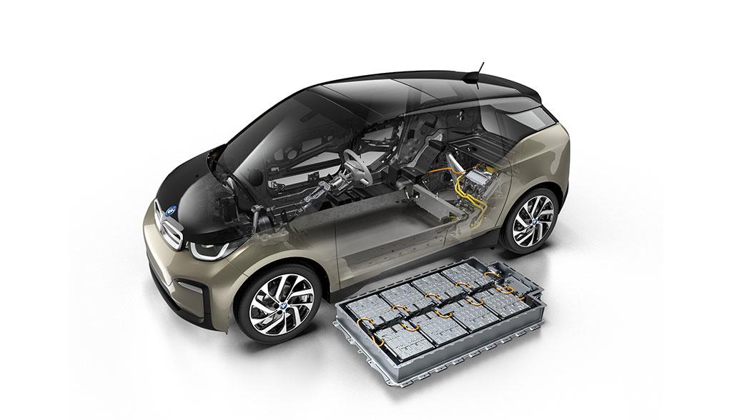 BMW-i3-Batterie