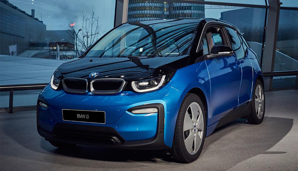 BMW-i3-Standheizung