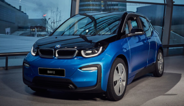 BMW-i3-Standheizung