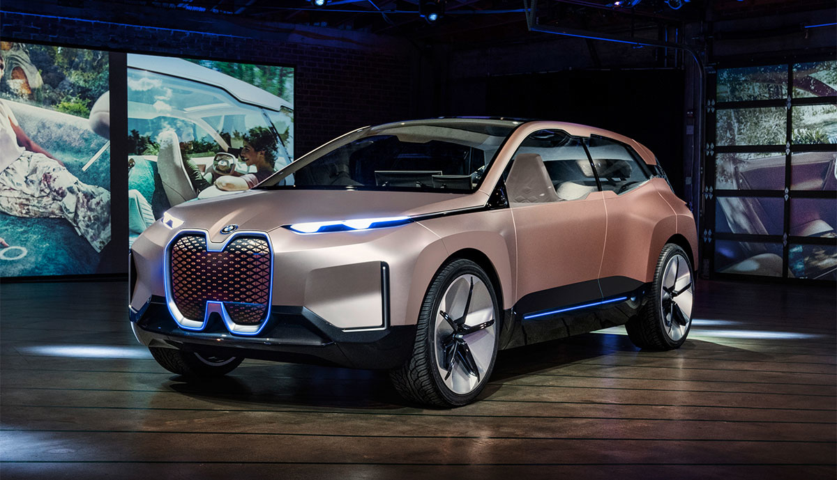 Elektroauto Co Bmw Chef Sieht Technologie Krieg Ecomento De