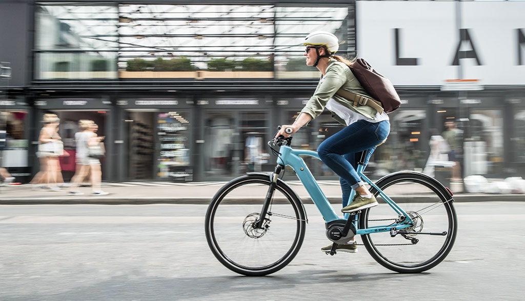 E-Bike-Forderung