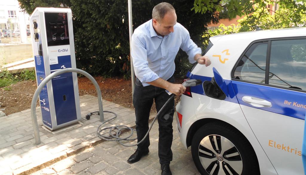 BDEW: Jetzt über 16.000 öffentliche Elektroauto-Ladepunkte in Deutschland