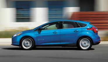 Ford-Elektroauto-Europa