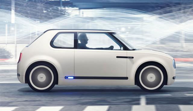Honda Urban EV soll erst 2020 kommen