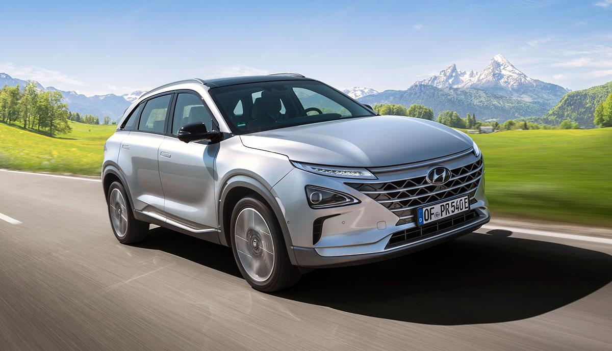 Hyundai-Elektroauto