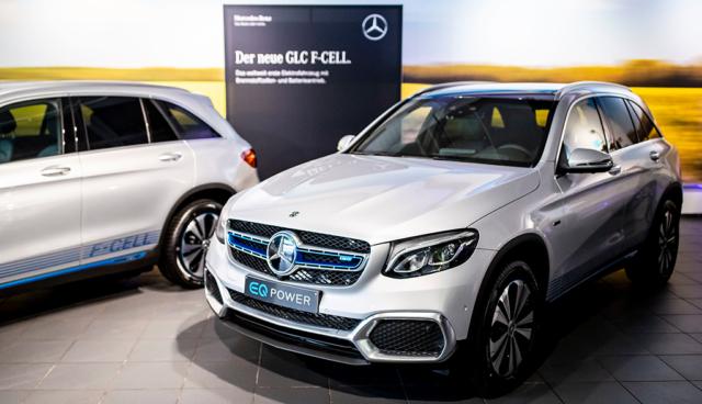 """Daimler: """"Das Potenzial der Brennstoffzellen-Technologie steht außer Frage"""""""