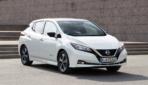 """Nissan verlängert """"Diesel Deal"""": 5400 Euro Wechselprämie  beim Kauf eines LEAF"""