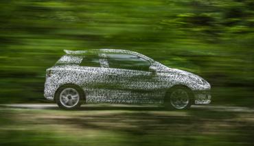Opel-Corsa-Elektroauto
