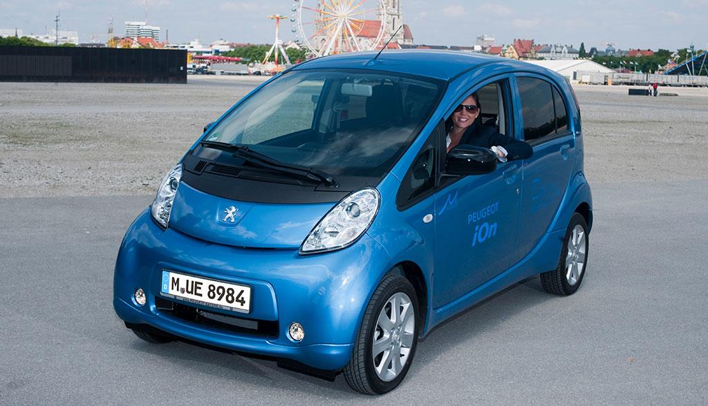 PSA-Elektroauto-iOn