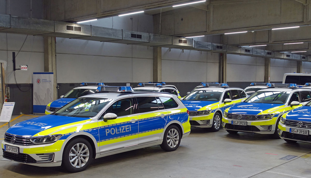 Polizei Niedersachsen Flottet 17 Neue Stromer Ein Ecomentode