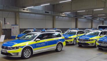 Polizei-Niedersachsen-Elektroautos