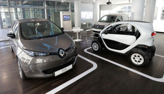 Renault-Elektroautos
