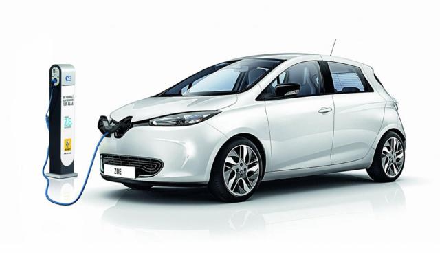 Renault ZOE auch 2018 meistgekauftes Elektroauto in Deutschland