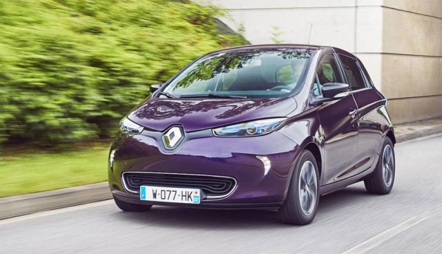 Renault will ZOE-Absatz verdoppeln, Cargo-Version geplant