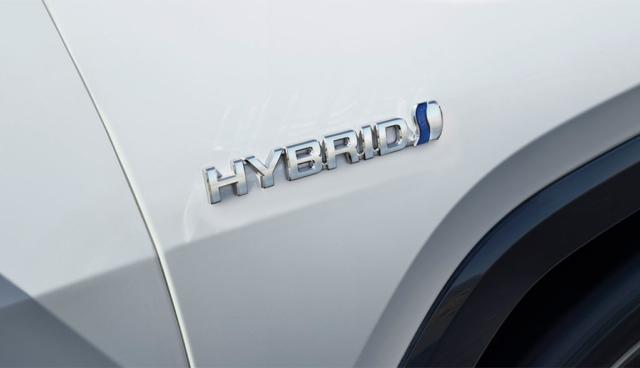 Mehr als jeder zweite verkaufte Toyota ist ein Hybrid