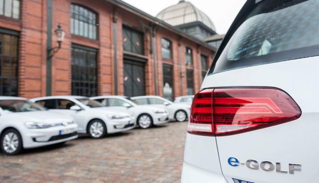 Volkswagen liefert 2018 rund 50.000 Elektroautos und Plug-in-Hybride aus