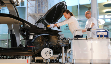 VW-e-Golf-Produktion