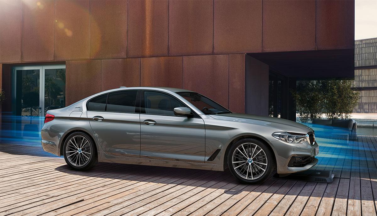 BMW-Plug-in-Hybrid-Rotterdam