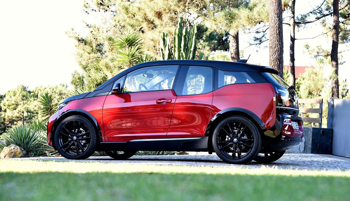 BMW-i3s