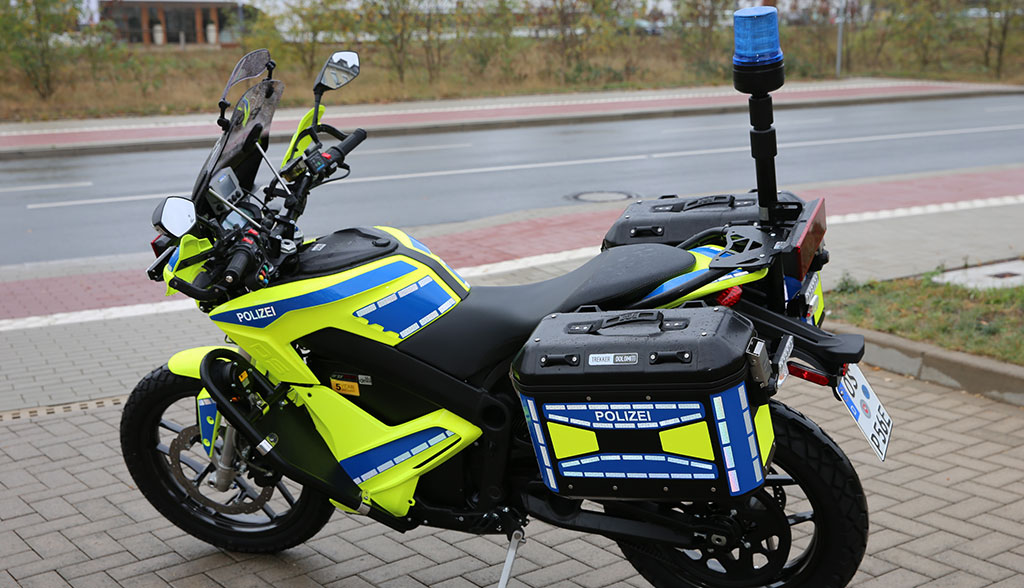Elektro-Motorrad-E-Krad