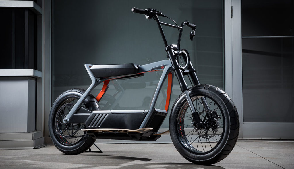 Harley-Davidson-Elektroroller-2