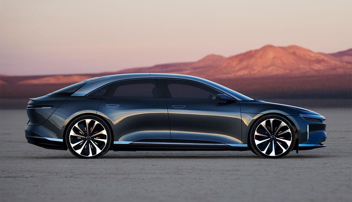 Lucid Motors treibt Marktstart & Elektroauto-SUV voran ...