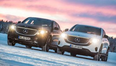 Mercedes-EQC-Marktstart
