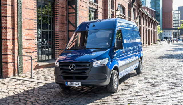 Mercedes-eSprinter