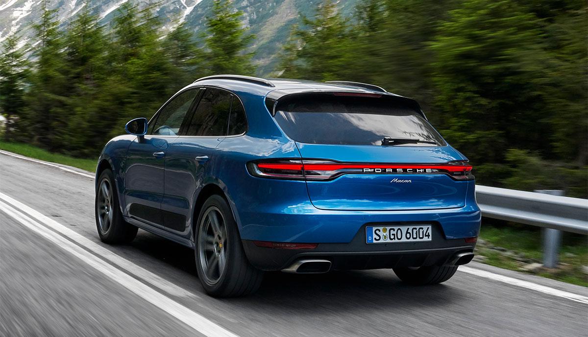 Porsche-Macan-Elektroauto
