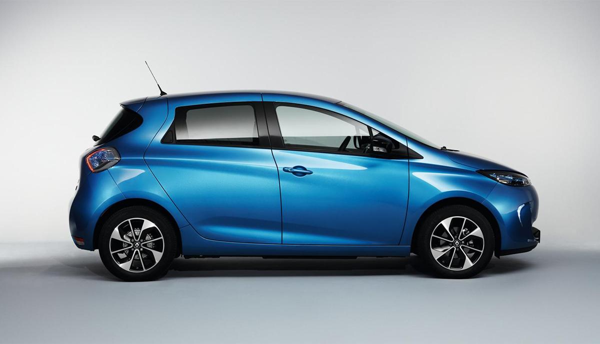 Renault-ZOE-BAFA-2019