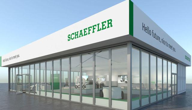 Schaeffler-Elektroauto