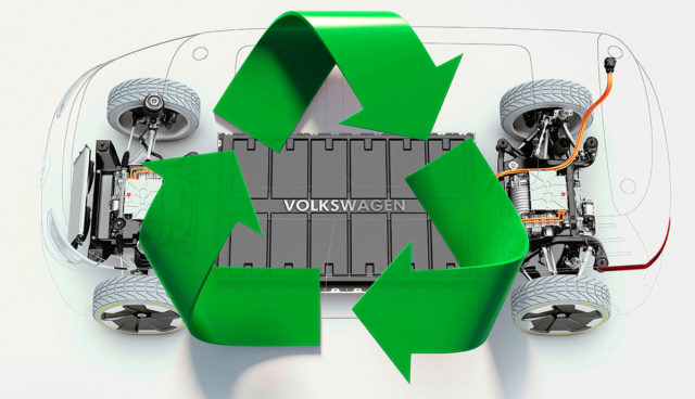 VW-Batterie-Recycling