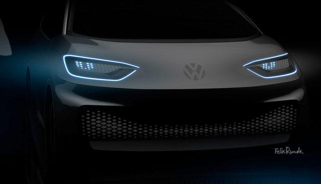 VW-Elektroauto-Kleinwagen
