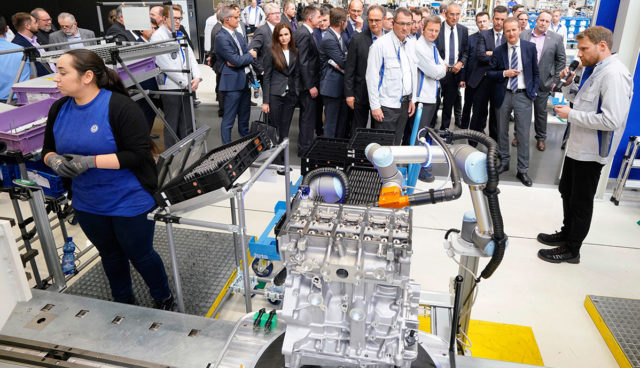 VW-Elektroauto-produktion
