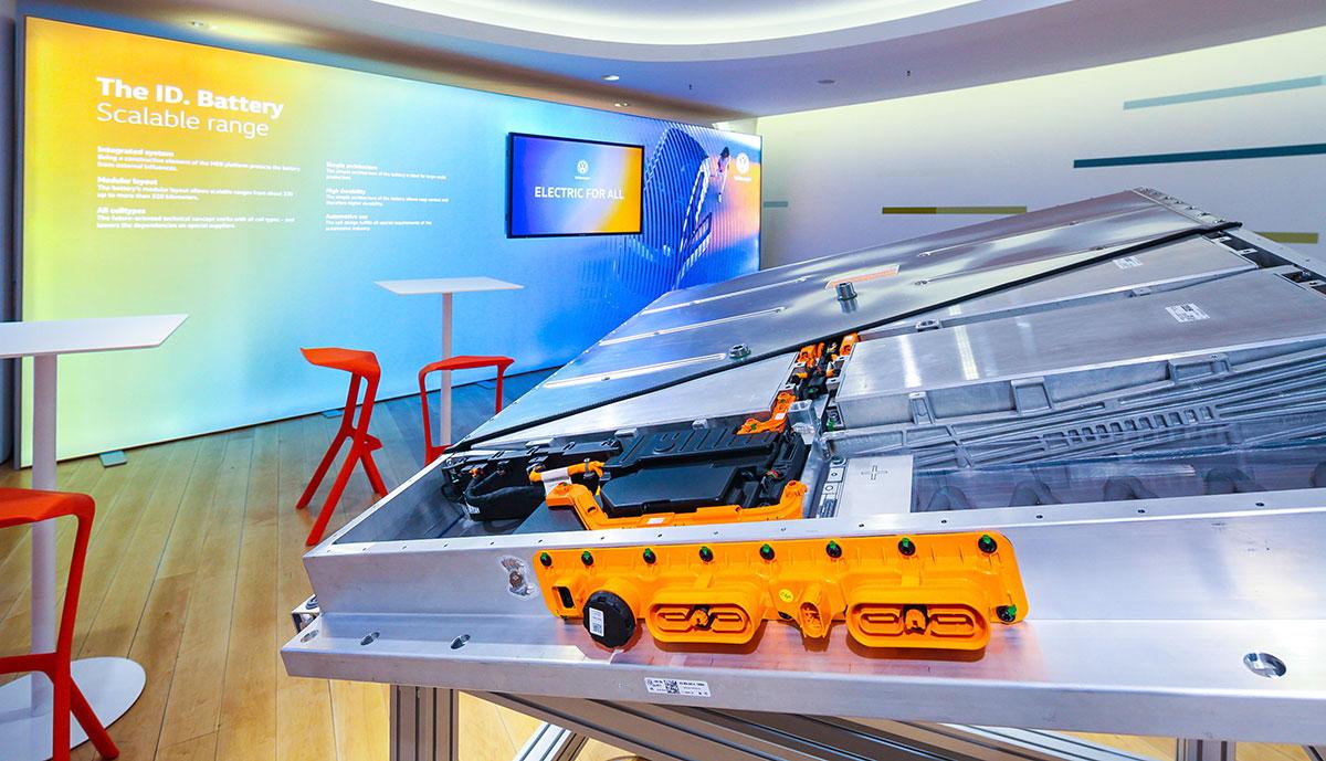 BMWi veröffentlicht Förderaufruf für deutsche Batteriezellfertigung