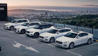 Volvo-Hybride