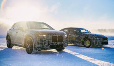 BMW iX3 i4 iNEXT Winter-2