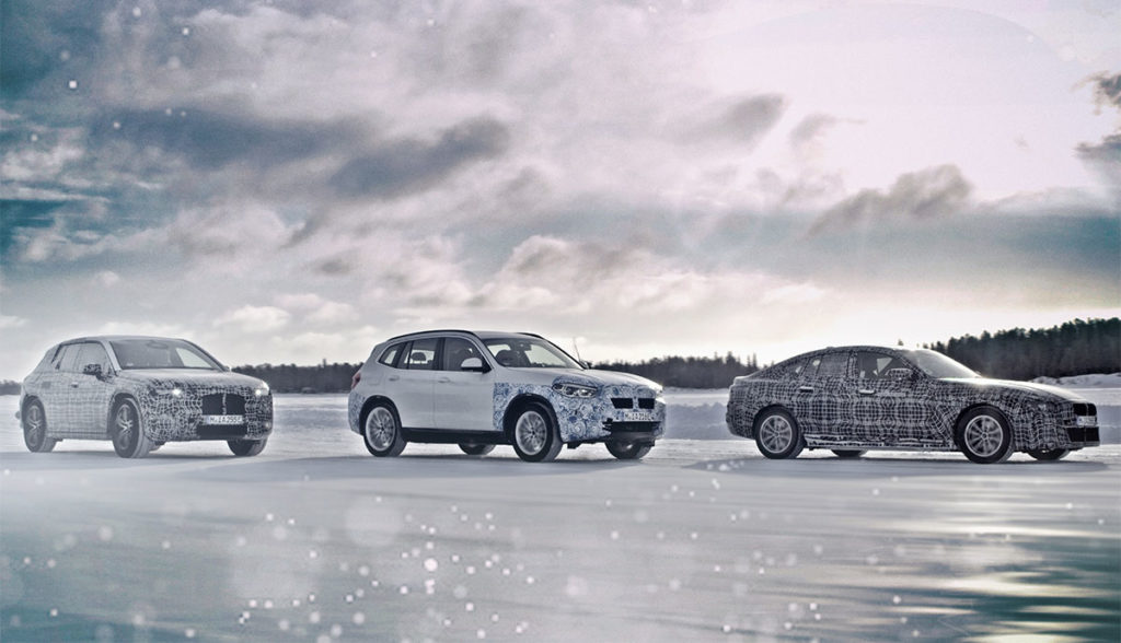 BMW iX3 i4 iNEXT Winter-3