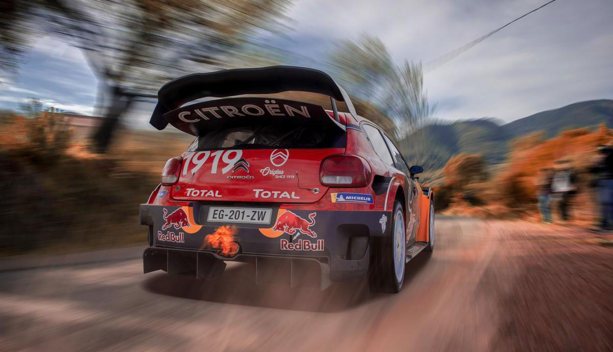Citroen-WRC-Elektroauto
