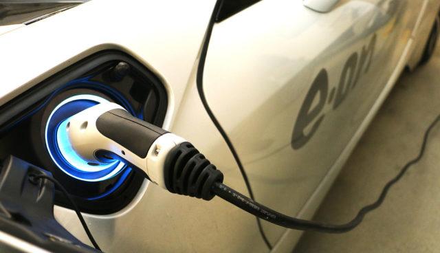 Elektroauto-Laden