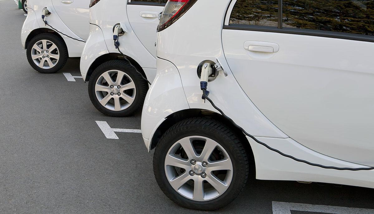 Elektroauto-Lastenmanagement