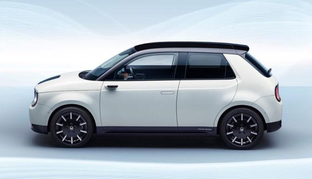 Honda-Elektroauto-e-Prototype