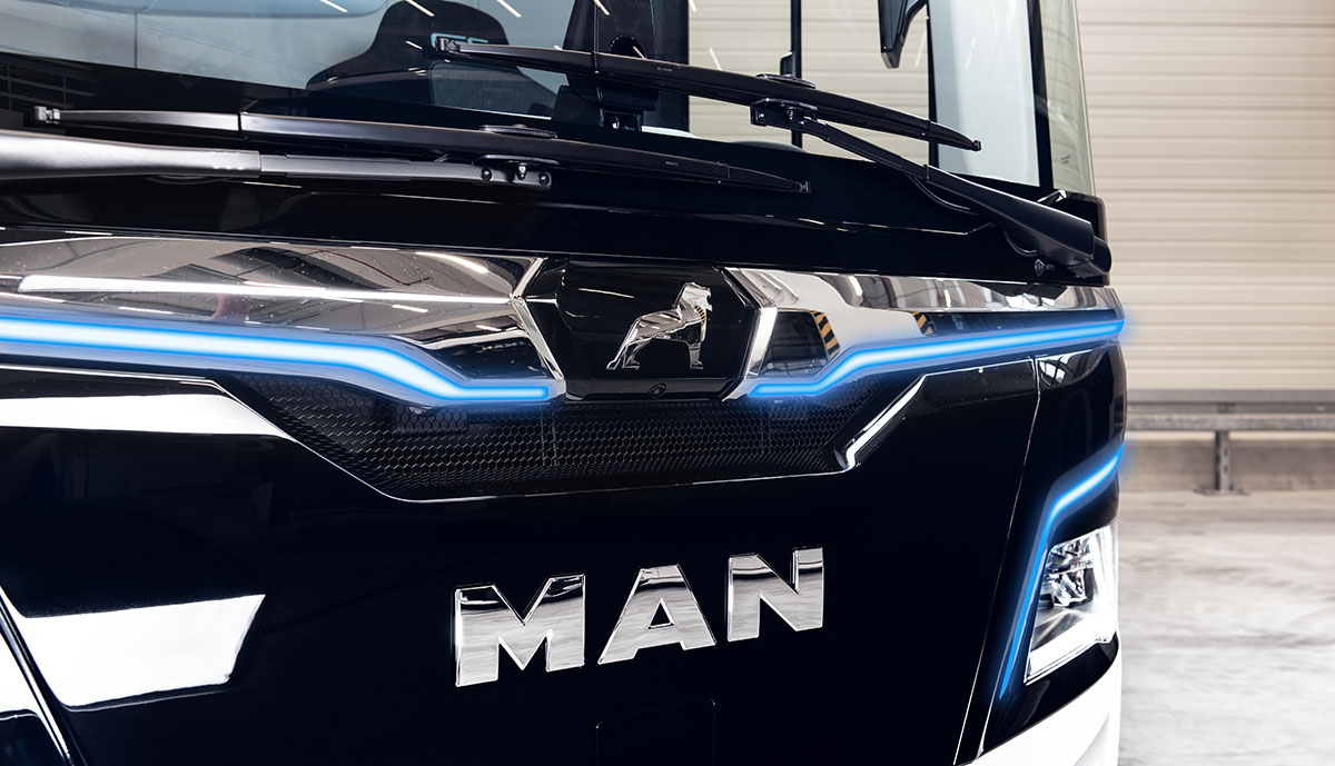 MAN-Elektro-Lkw