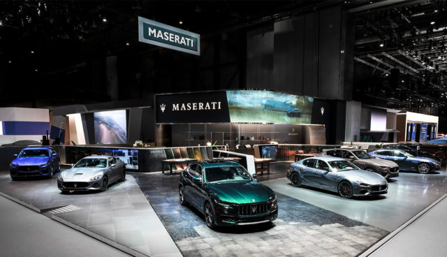 Maserati-Elektroauto