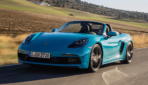Porsche denkt über elektrischen Boxster nach
