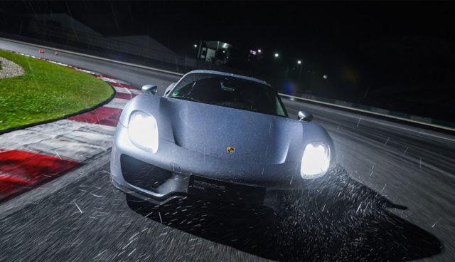 Porsche-Elektroauto-Supersportwagen