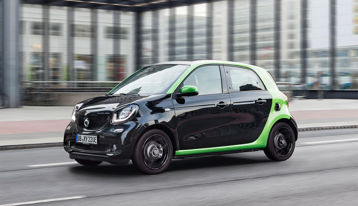 Smart-ForFour-Electric