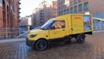 Wegen Brandgefahr: Deutsche Post zieht 460 StreetScooter aus dem Verkehr