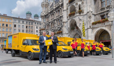 StreetScooter-Deutsche-Post